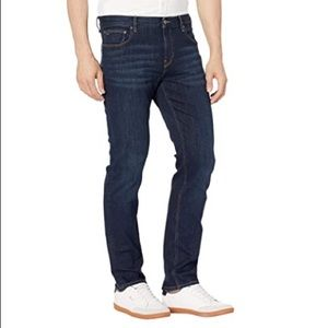 Michael Kors Parker Slim Fit Jeans, Dark Blue